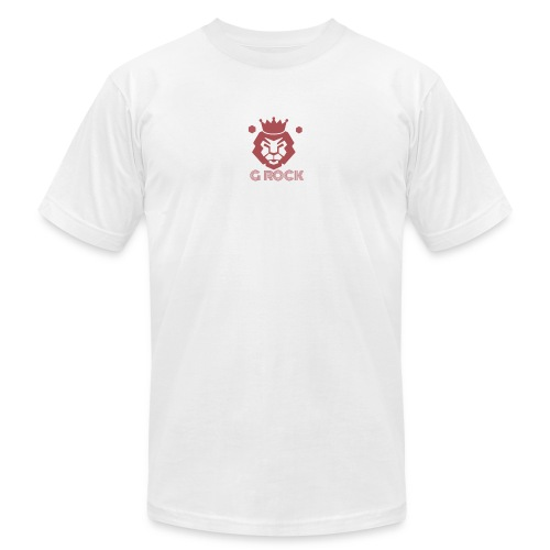 lion faced - Men's  Jersey T-Shirt