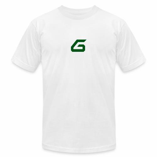 The New Era M/V Sweatshirt Logo - Green - Men's  Jersey T-Shirt