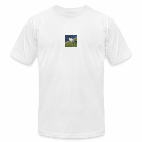 Ibis ciggie - Unisex Jersey T-Shirt by Bella + Canvas