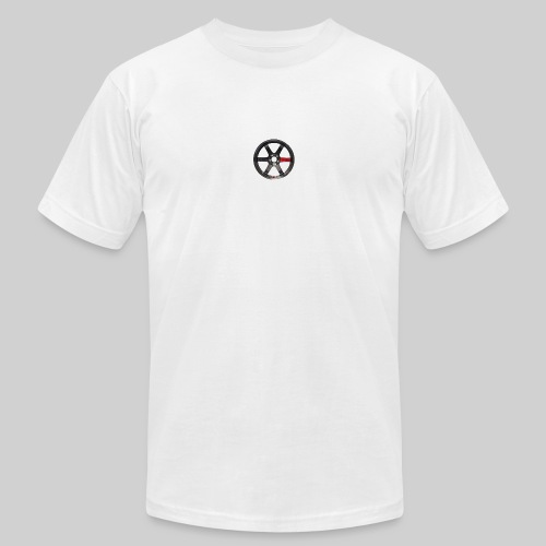TE37 Wheel - Men's  Jersey T-Shirt