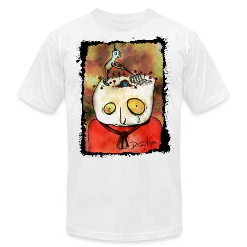 The Gardener - Unisex Jersey T-Shirt by Bella + Canvas
