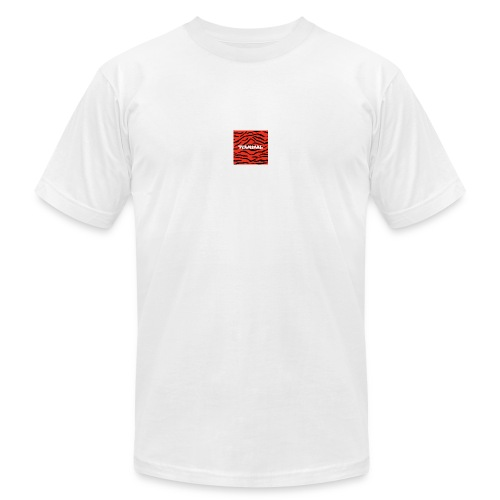Terminal Square - Unisex Jersey T-Shirt by Bella + Canvas