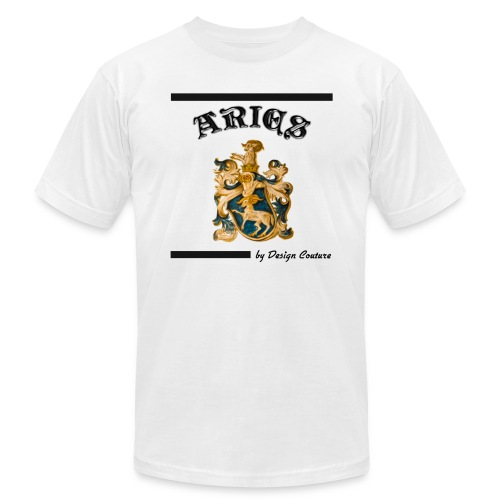 ARIES BLACK - Men's  Jersey T-Shirt