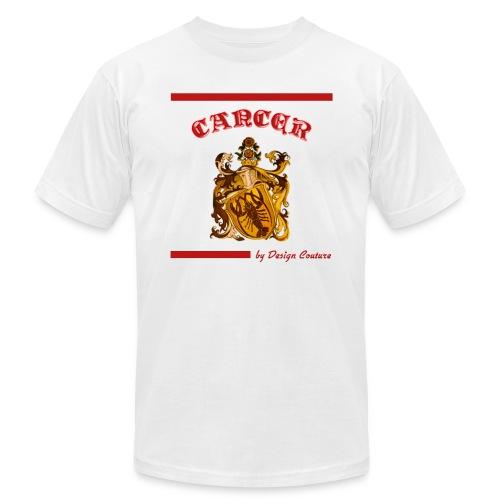 CANCER RED - Men's  Jersey T-Shirt