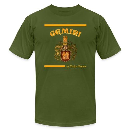 GEMINI ORANGE - Men's  Jersey T-Shirt