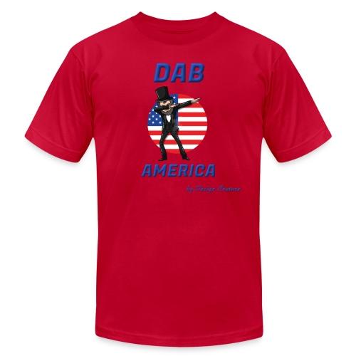 DAB AMERICA BLUE - Men's  Jersey T-Shirt
