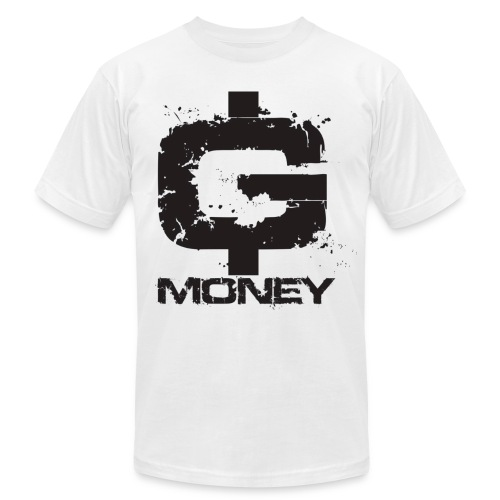 G money. - Unisex Jersey T-Shirt by Bella + Canvas