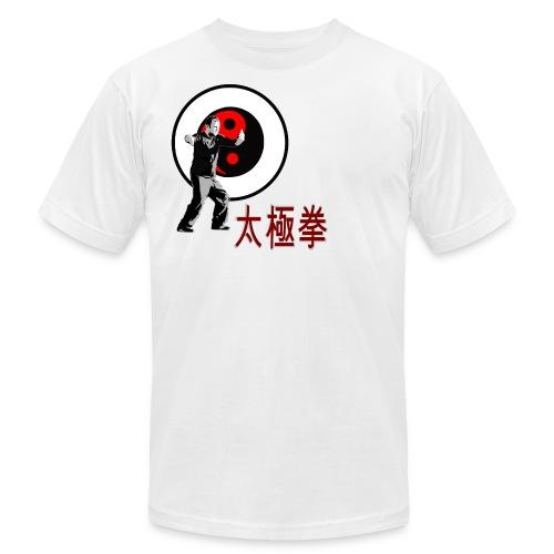 Tai Chi Chuan - Unisex Jersey T-Shirt by Bella + Canvas