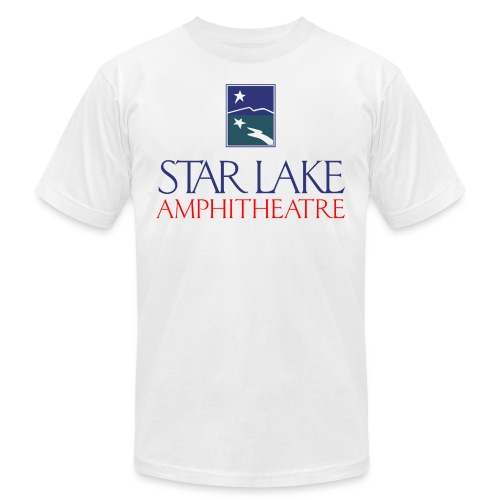 star lake - Unisex Jersey T-Shirt by Bella + Canvas