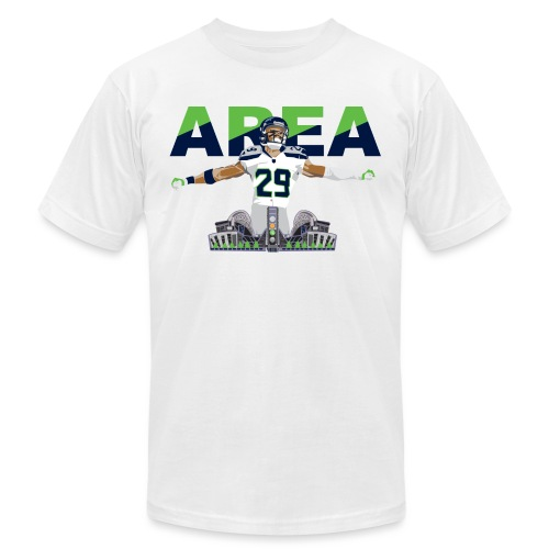 EARL_ARENA_no white outli - Unisex Jersey T-Shirt by Bella + Canvas