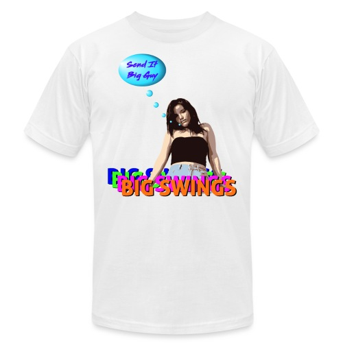 Send It Big Boy - Unisex Jersey T-Shirt by Bella + Canvas