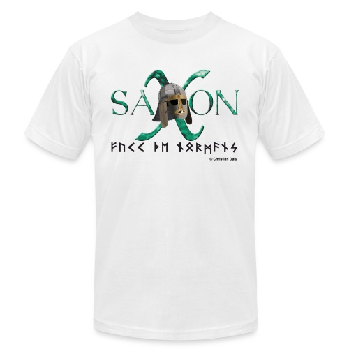 Saxon Pride - Unisex Jersey T-Shirt by Bella + Canvas