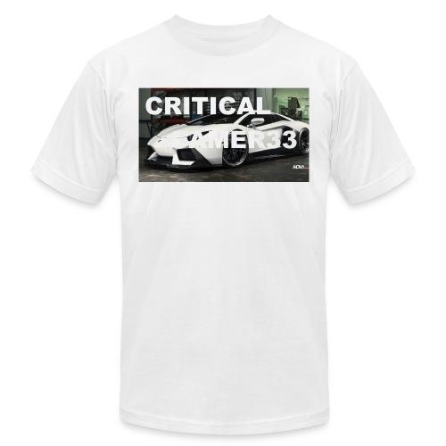 CRITIMERCH EXCLUSIVE - Men's Jersey T-Shirt