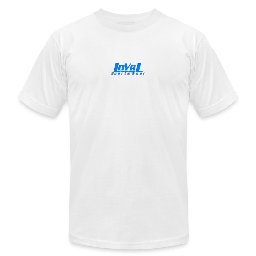 LOYALSPORTS - Unisex Jersey T-Shirt by Bella + Canvas
