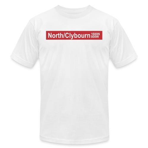 North Clybourn - Men's Jersey T-Shirt