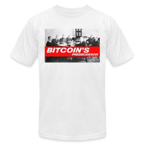 Bitcoin's Predecessor - Men's Jersey T-Shirt