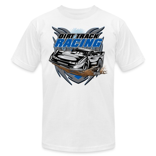 Modified Car Racer - Unisex Jersey T-Shirt by Bella + Canvas