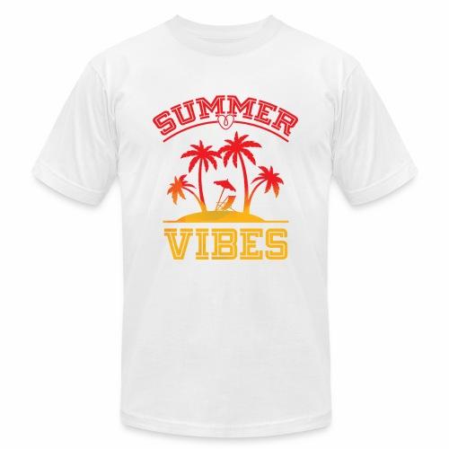 Summer Vibes - Men's  Jersey T-Shirt