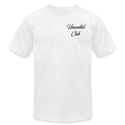 Unwanted Club - Unisex Jersey T-Shirt by Bella + Canvas
