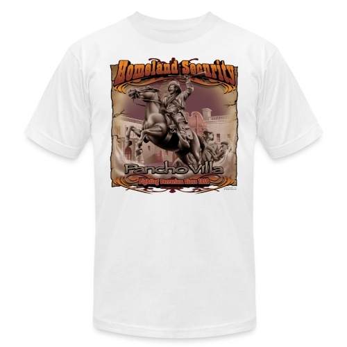Homeland Security by RollinLow - Men's Jersey T-Shirt
