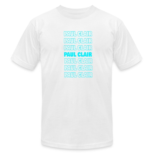 Paul Clair Stand Out Adult - Men's  Jersey T-Shirt