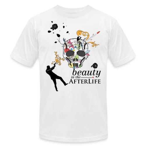 skull - Unisex Jersey T-Shirt by Bella + Canvas