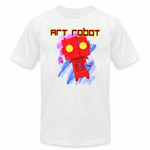 Art Robot - Men's  Jersey T-Shirt