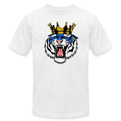 Jackson State Tiger Crown - Men's  Jersey T-Shirt