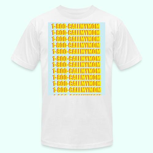 1-800-CALLMYMOM - Men's  Jersey T-Shirt