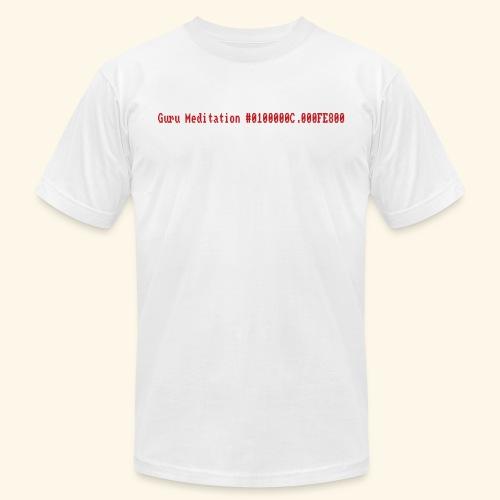 Guru Meditation - Unisex Jersey T-Shirt by Bella + Canvas