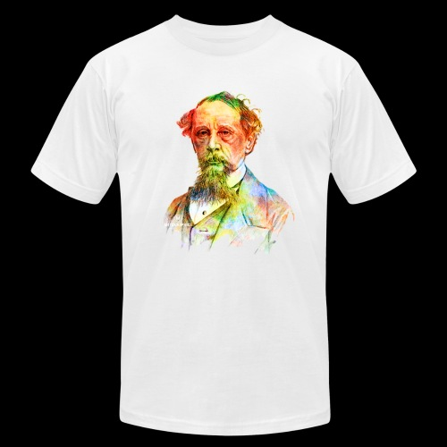 What the Dickens? | Classic Literature Lover - Unisex Jersey T-Shirt by Bella + Canvas