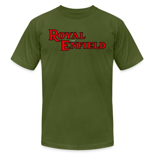 Royal Enfield - AUTONAUT.com - Unisex Jersey T-Shirt by Bella + Canvas