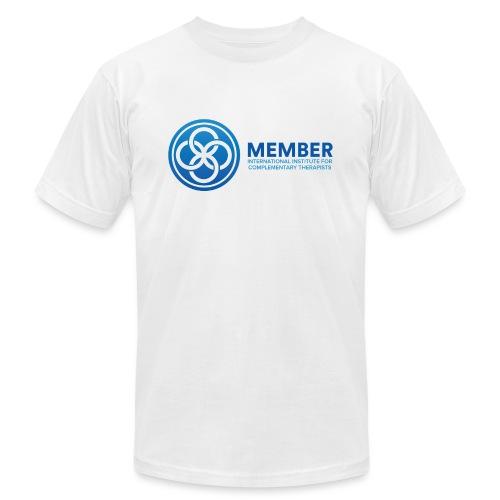 IICT Member Logo - Men's Jersey T-Shirt