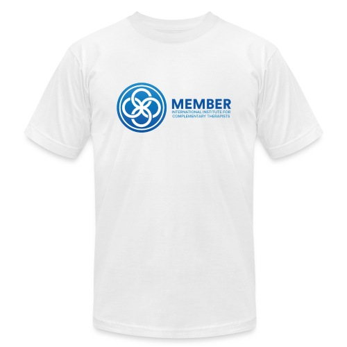 IICT Member Logo - Unisex Jersey T-Shirt by Bella + Canvas