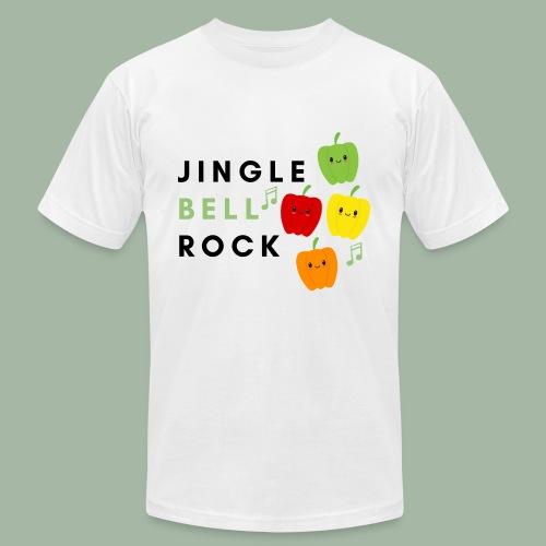 Jingle Bell Rock - Unisex Jersey T-Shirt by Bella + Canvas