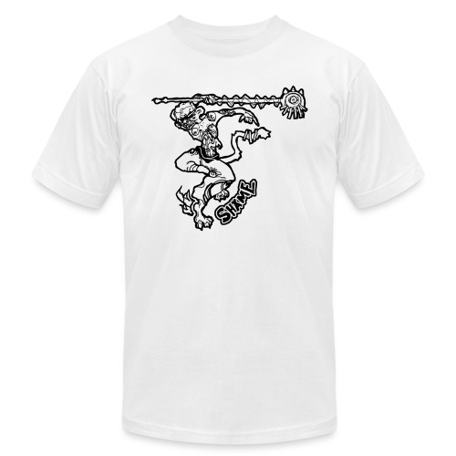 SHAME - Unisex Jersey T-Shirt by Bella + Canvas