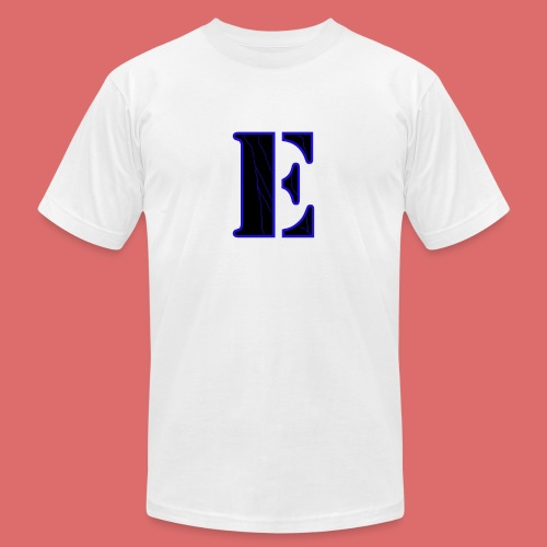 Limited Edition E logo - Unisex Jersey T-Shirt by Bella + Canvas