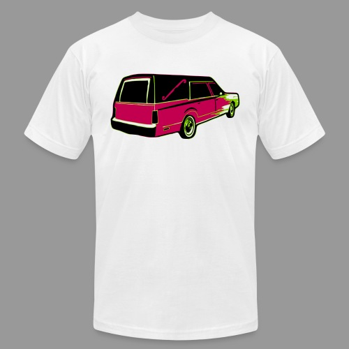 Hearse - Unisex Jersey T-Shirt by Bella + Canvas