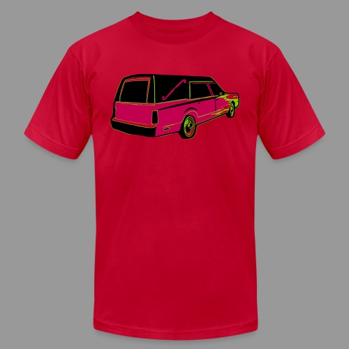 Hearse - Unisex Jersey T-Shirt by Bella + Canvas