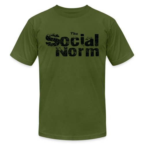The Social Norm Official Merch - Unisex Jersey T-Shirt by Bella + Canvas