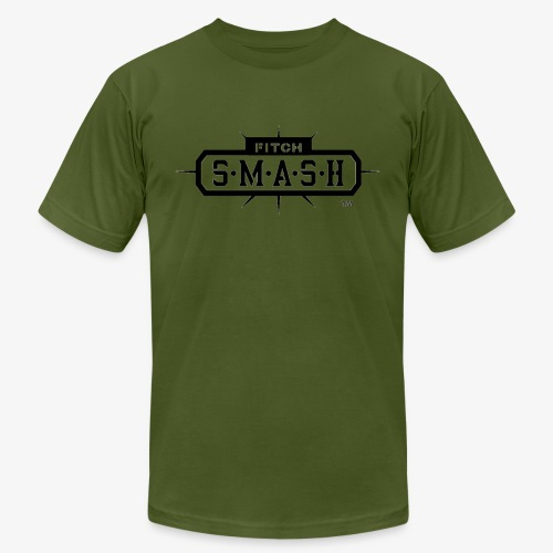 Fitch SMASH LLC. Official Trade Mark 2 - Unisex Jersey T-Shirt by Bella + Canvas