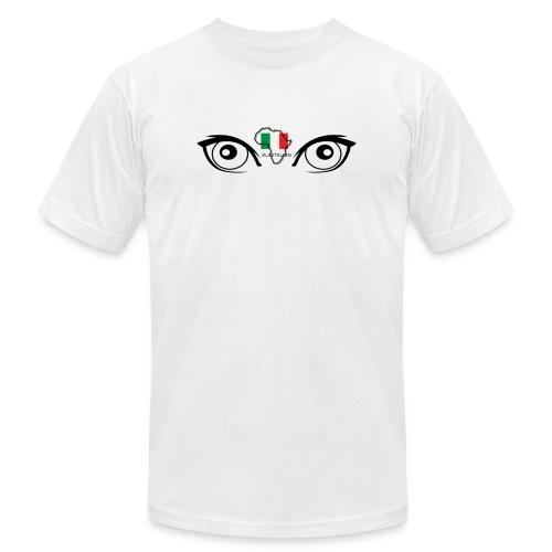 blatalian eyes - Men's  Jersey T-Shirt