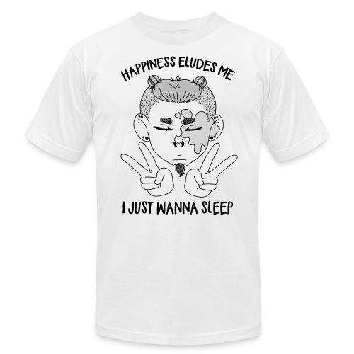 Happiness? - Men's  Jersey T-Shirt