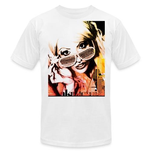 FashionB ft.Akademi for Women - Unisex Jersey T-Shirt by Bella + Canvas