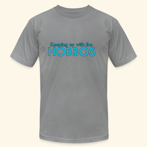 KEEPING UP WITH THE HOBBOS | OFFICIAL DESIGN - Unisex Jersey T-Shirt by Bella + Canvas