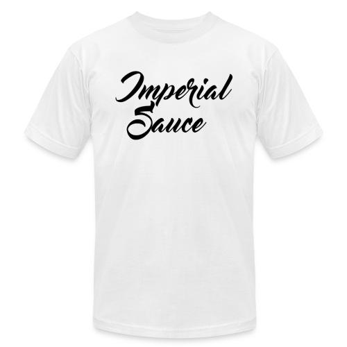 IS Logo - Men's  Jersey T-Shirt