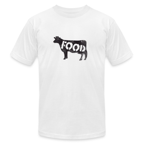 cow - Unisex Jersey T-Shirt by Bella + Canvas