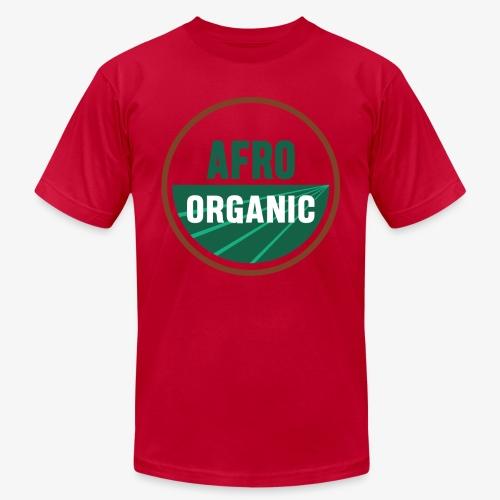 Afro Organic - Unisex Jersey T-Shirt by Bella + Canvas