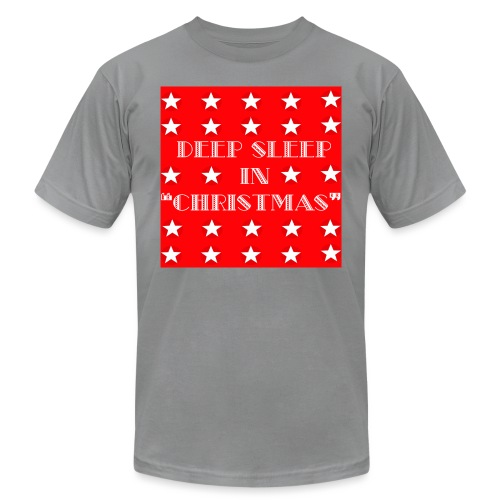Christmas theme - Unisex Jersey T-Shirt by Bella + Canvas