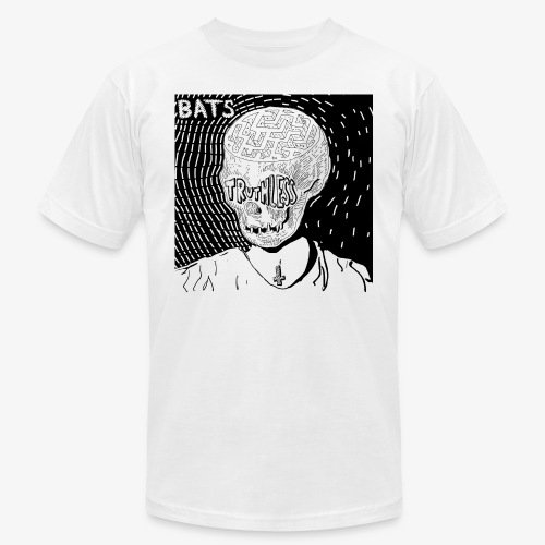BATS TRUTHLESS DESIGN BY HAMZART - Men's  Jersey T-Shirt